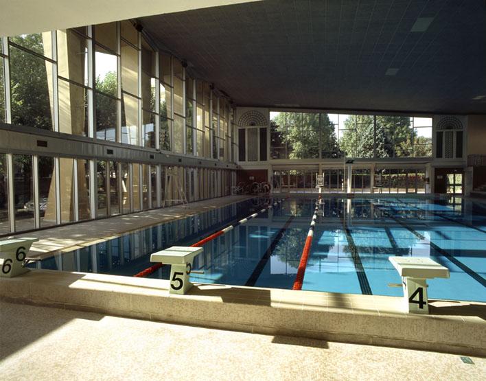 Architecture S Du Sport En Ile De France