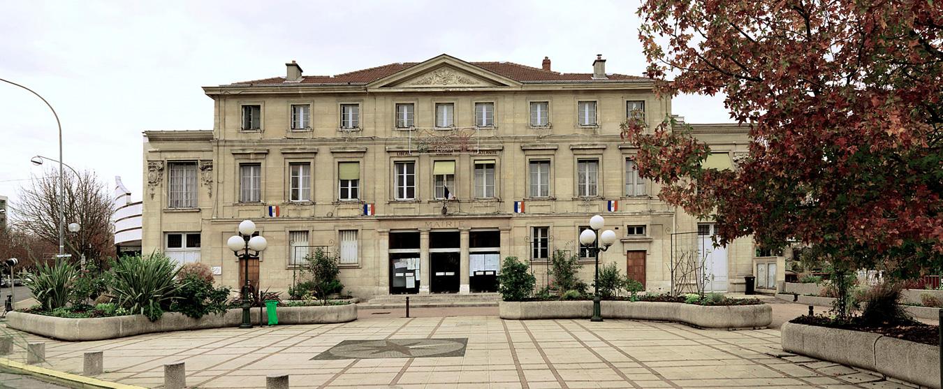 Mairie de Romainville