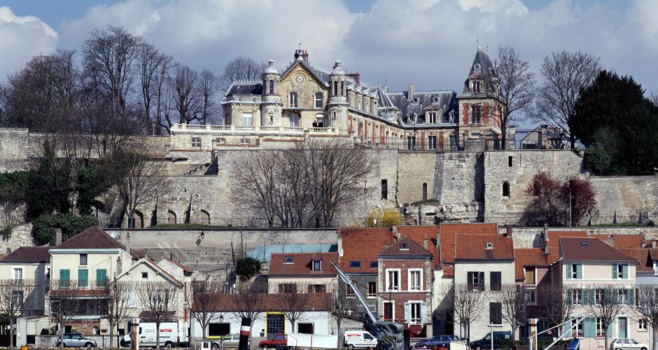 Le château Gévelot