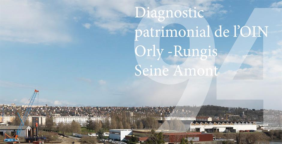 Diagnostic patrimonial du territoire de l'OIN Seine amont