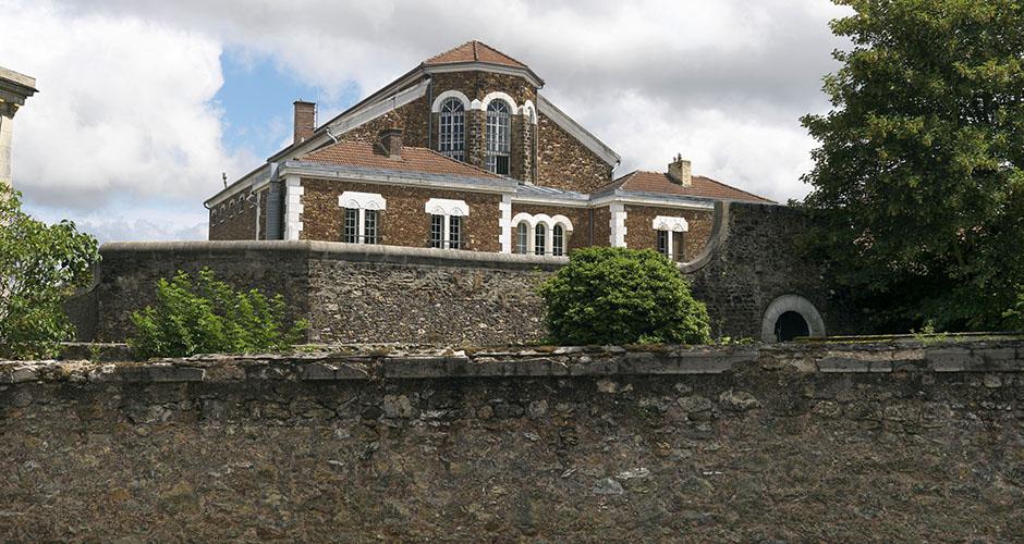 Avant Que Lancienne Prison De Meaux Ne Sapprete A Faire Peau Neuve La Region A Enregistre La Memoire De Cet Edifice