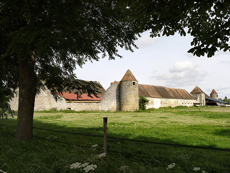 Ferme de la Salle à Grandpuits (77)