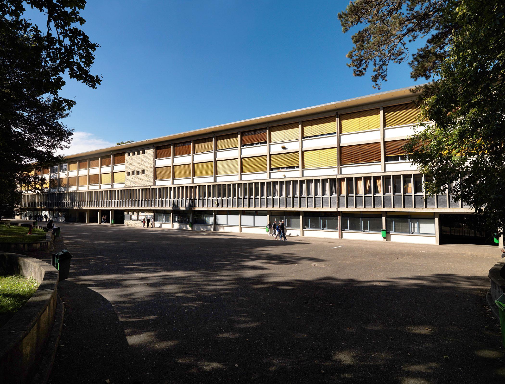 Lycée Bascan Rambouillet