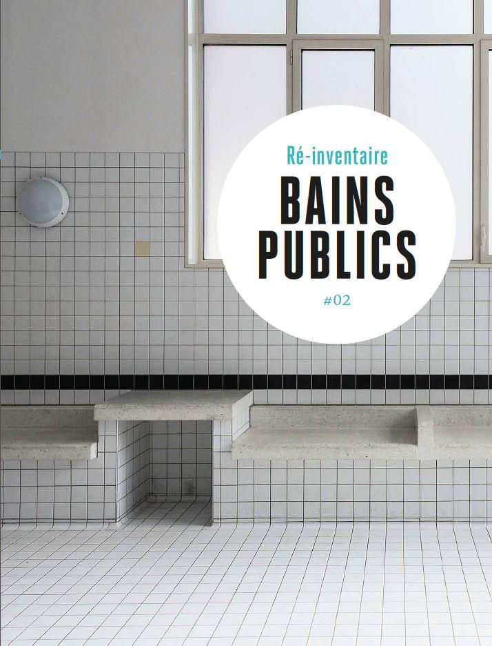 Couverture Bains publics collection Ré-inventaire