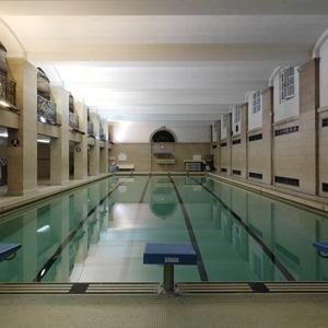 Circuit thématique sur l'architecture du sport en Île-de-France