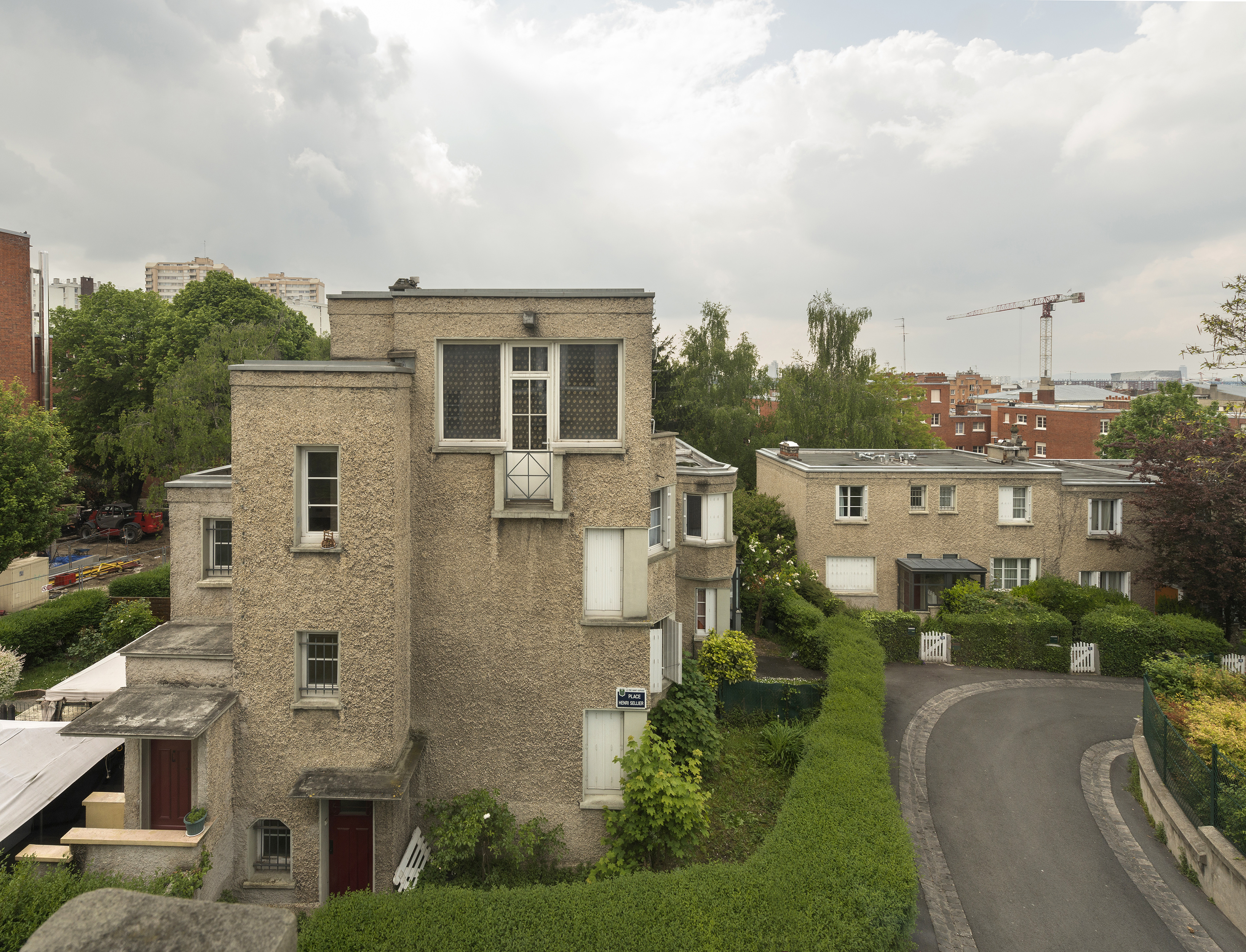 Cité-jardin du Pré-Saint-Gervais (93)