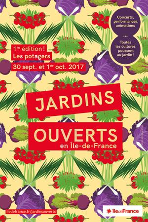 Jardins ouverts 2017 affiche mini