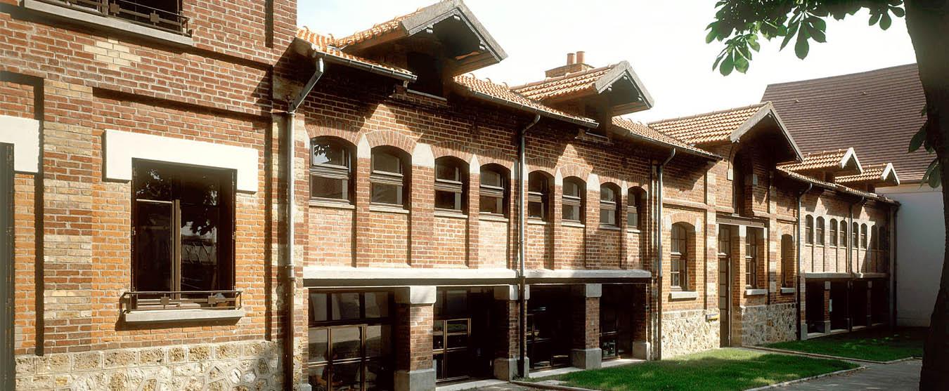 Aides régionales au patrimoine francilien