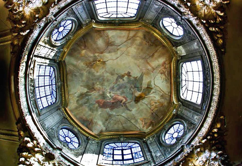 Coupole Henri IV