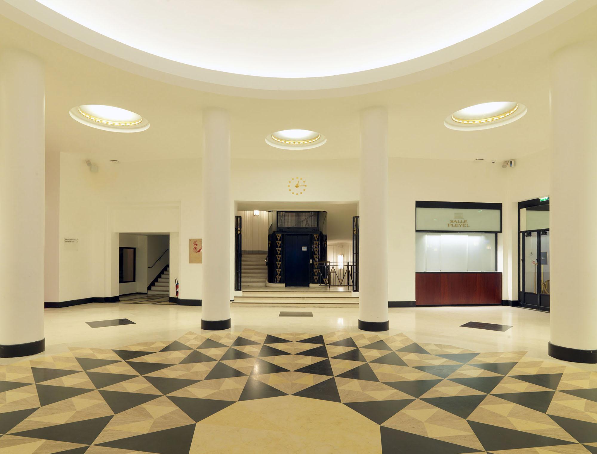 Salle Pleyel Paris