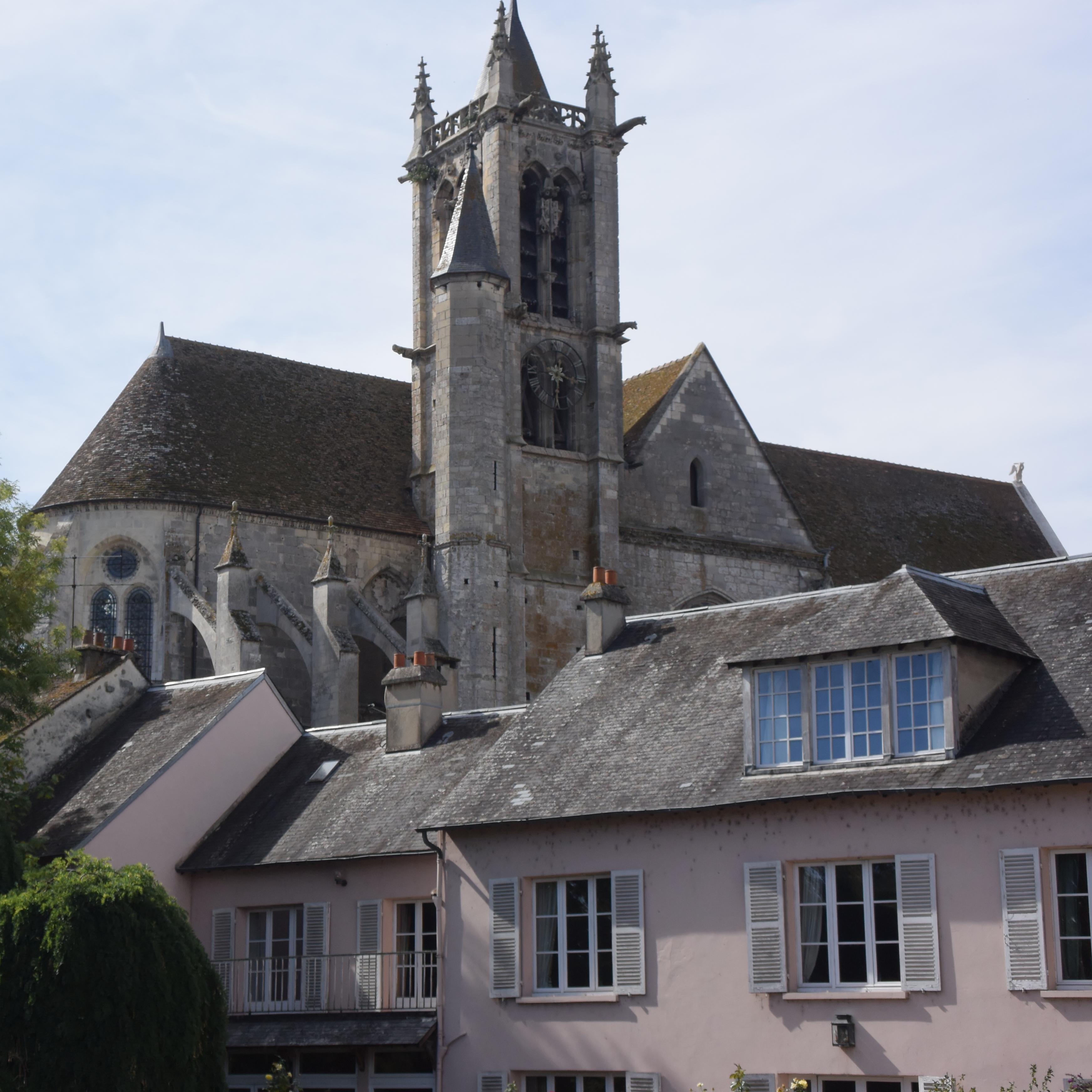 Eglise Notre-Dame-de-la-Nativité de Moret-sur-Loing
