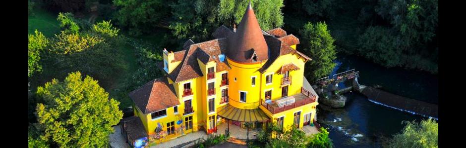 Moulin Jaune Crécy-la-Chapelle
