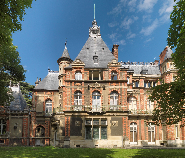Château du Duc de Dino, Montmorency (95)