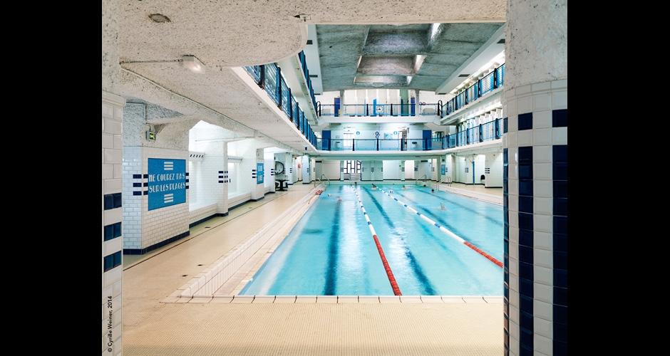 La piscine des amiraux en chantier patrimoines for Piscine des amiraux