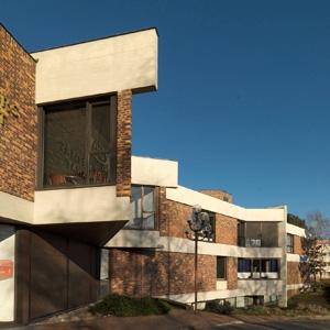 Le Centre de formation des Banques Populaires à Cergy-Pontoise