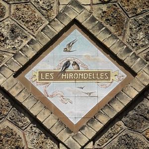 La céramique architecturale : l'exemple d'Enghien-les-Bains
