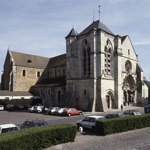 Basilique Notre-Dame-de-Bonne-Garde de Longpont-sur-Orge