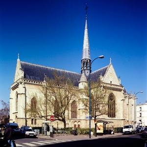 Église Notre-Dame-des-Menus à Boulogne-Billancourt