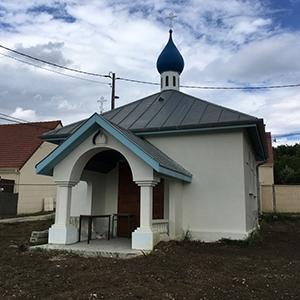 Eglise orthodoxe de Champagne-sur-Seine