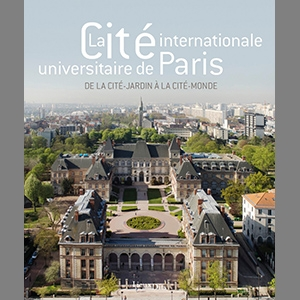 Couverture de la publication La cité internationale universitaire de Paris - Beaux-livres