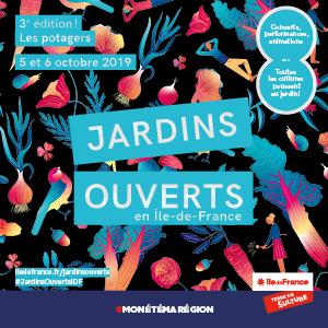 Visuel Jardins Ouverts 2019
