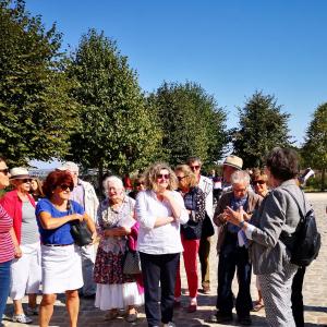Balade urbaine et paysagère à Ecouen