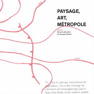 Paysage, Art, Métropole