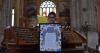 Visite privilégiée à l'Eglise Saint-Eustache et don du poème © DR